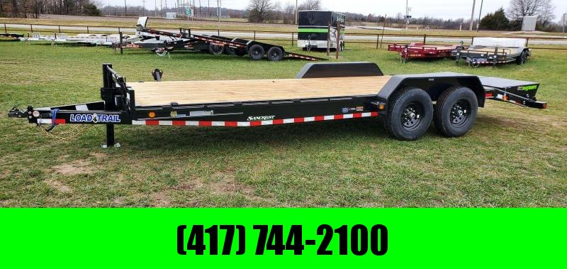 2021 Load Trail 83X22 TANDEM 14K EQUIPMENT HAULER W/MAX RAMPS