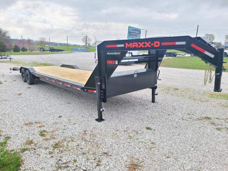 2021 MAXXD 102 x 32 14K GN Buggy Hauler