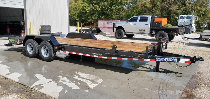 2020 Load Trail 83X22 (19+3) TANDEM 14K CAR/EQUIPMENT HAULER W/ MAX RAMPS