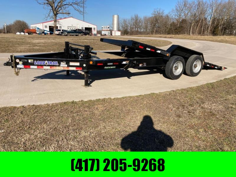 2021 Load Trail 83x20 Tandem 20K Tilt-N-Go Equipment Trailer