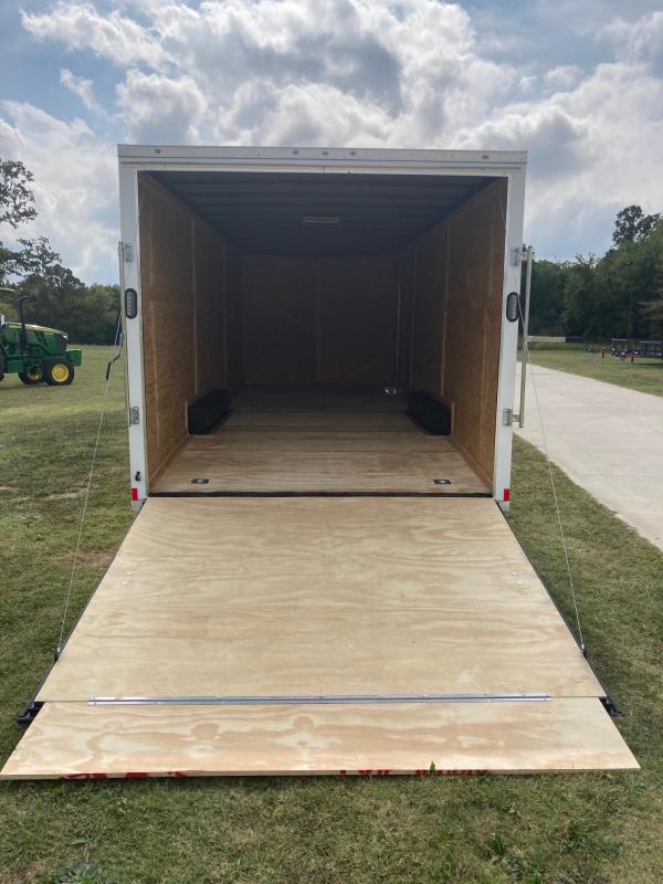 2022 Rock Solid Cargo 8.5x24 Tandem 10K Enclosed Cargo Trailer