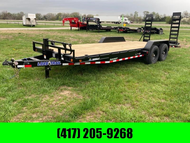 2021 Load Trail 83x22 Tandem Equipment Trailer