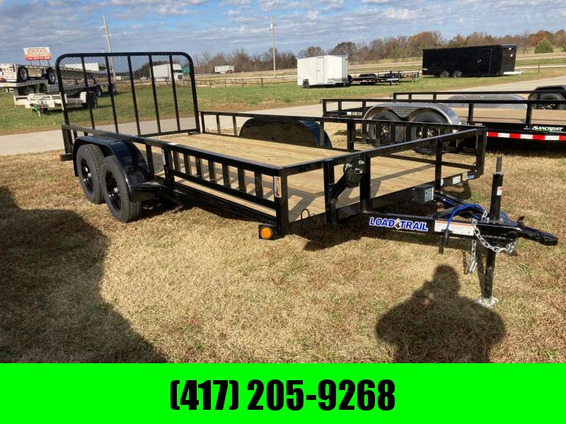 2021 Load Trail 83x16 Tandem Utility Trailer