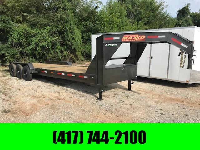 2020 MAXXD 83X30 21K GRAVITY TILT TRIPLE AXLE