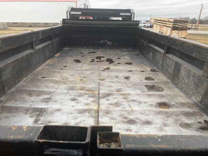 2019 Load Trail 83x16 Tandem GN Dump Trailer