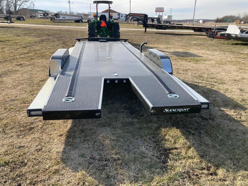 2021 MAXXD 83x22 Tandem Carhauler/ Equipment Trailer W/ Steel Floor