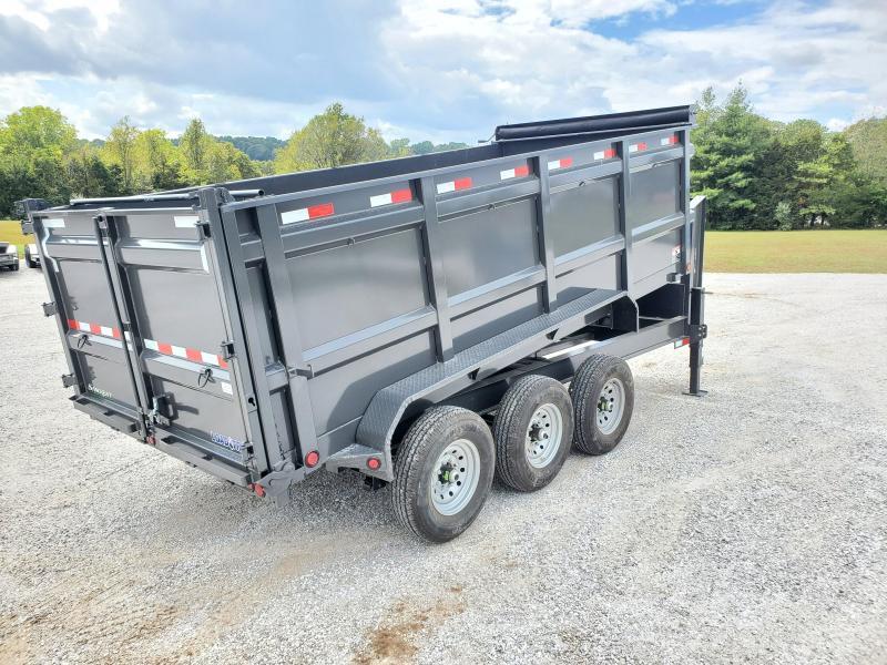 2022 Load Trail 83x16 Triple Axle Gooseneck Dump