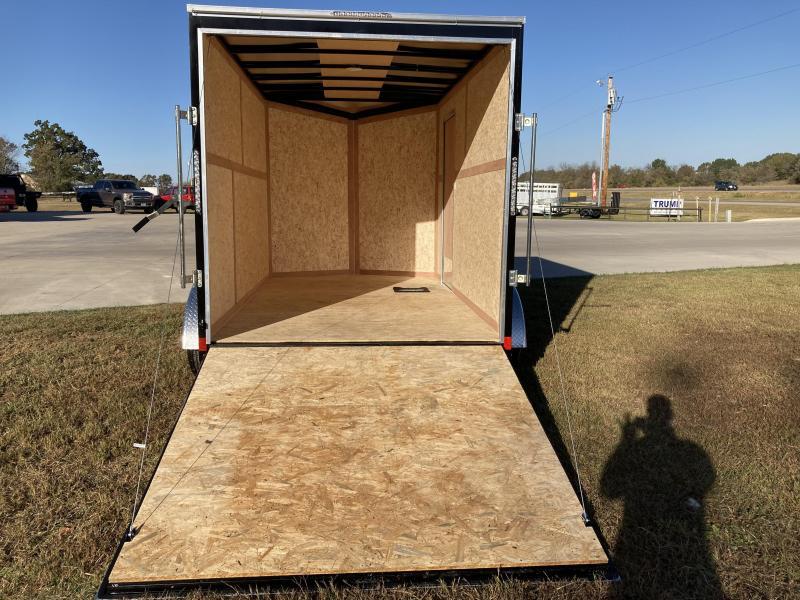 2021 Impact Trailers Tandem Enclosed Cargo Trailer
