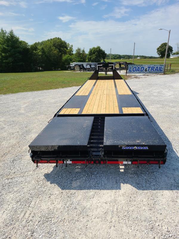 "2021 Load Trail 102"" x 32' Tandem Low-Pro Gooseneck W/12Ks"