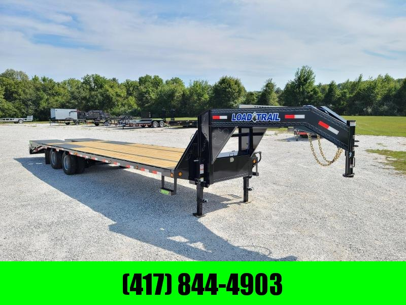 "2021 Load Trail 102"" x 32' Tandem Low-Pro Gooseneck W/12Ks"