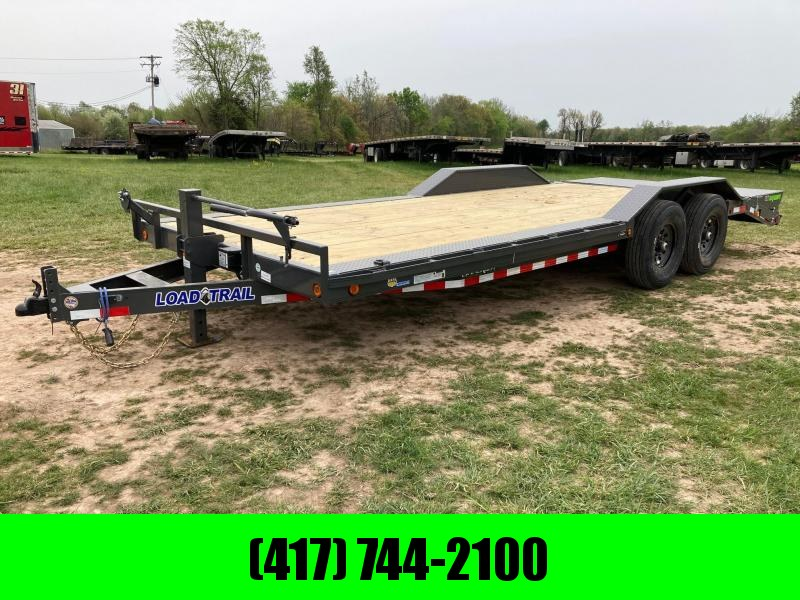 2021 Load Trail 102X22 TANDEM 16K EQUIPMENT HAULER W/ MAX RAMPS