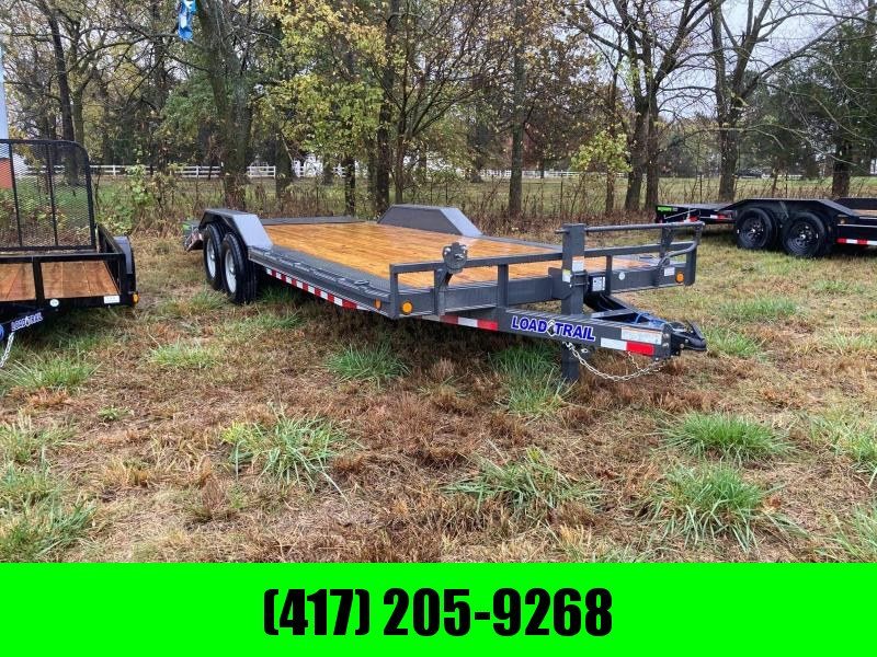 2021 Load Trail Tandem 102x22 14K Equipment Trailer