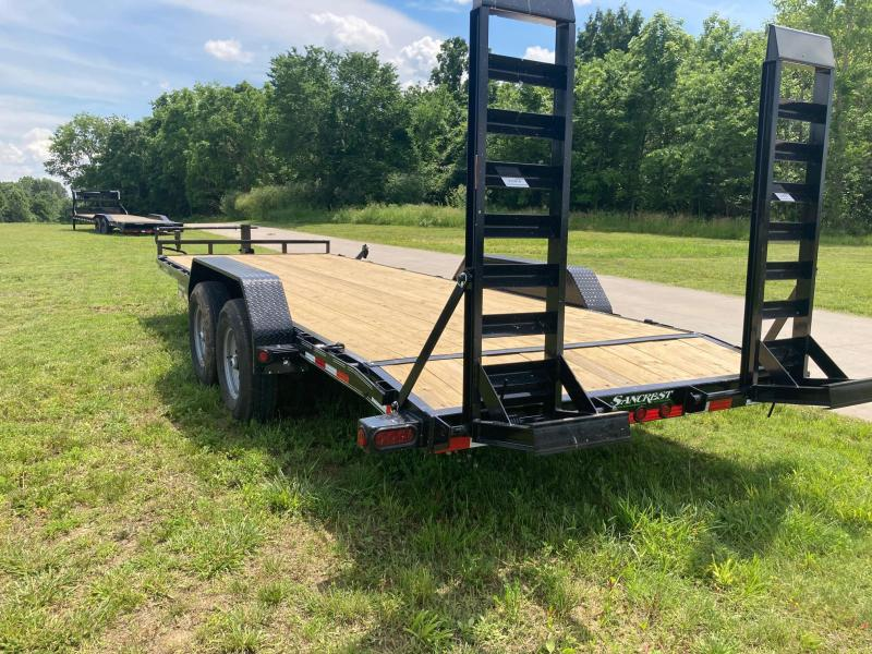 2022 Load Trail 83X22 Equipment Trailer