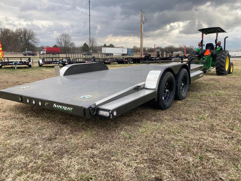 2021 MAXXD 83x18 Tandem Carhauler/ Equipment Trailer