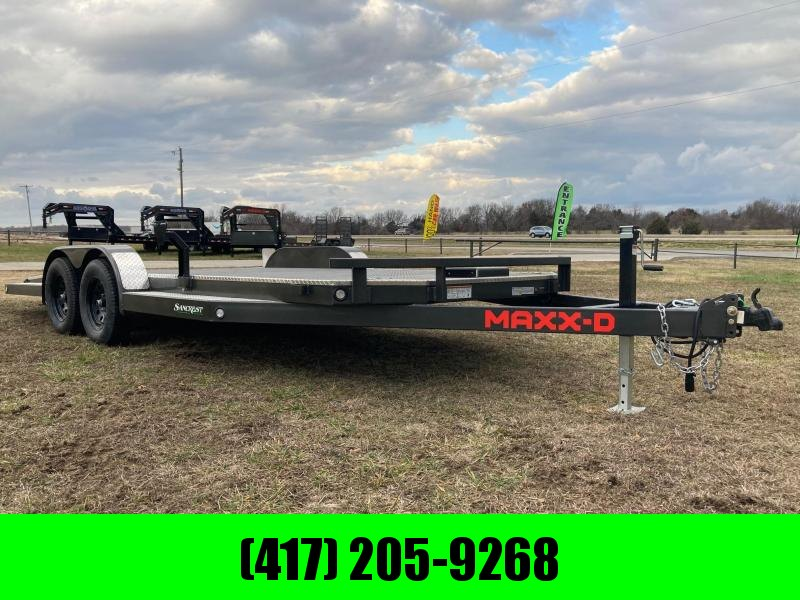2021 MAXXD 83x18 Tandem Carhauler/ Equipment Trailer