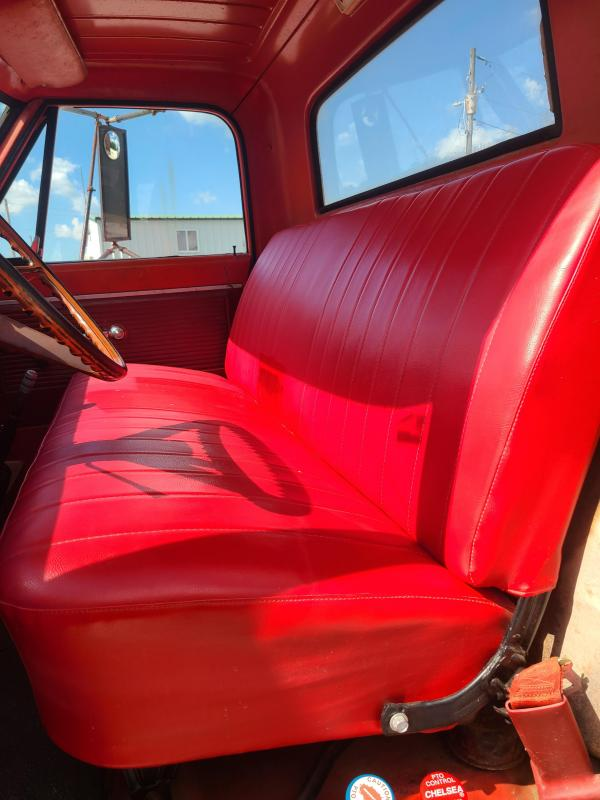 1968 CHEVY ( C-50 ) TRUCK WITH DUMP BED