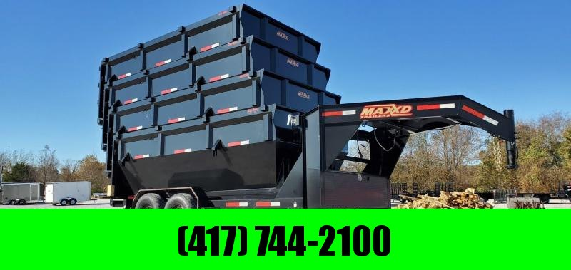 Maxxd Roll Off Bin and Trailer