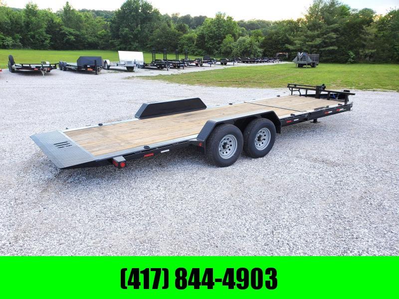 "2020 Load Trail 83"" X 22' Tilt-N-Go Tandem Axle Tilt Deck I-Beam Frame"
