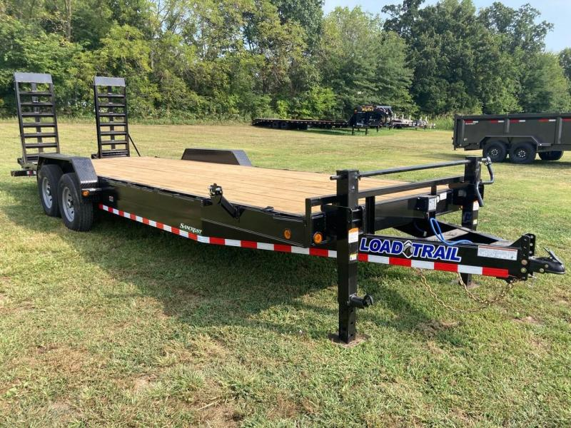 2022 Load Trail 83x24 Tandem 14K Equipment Trailer