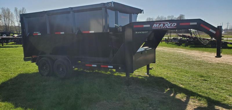 2019 MAXXD 83X14 ROX 14K GN ROLL-OFF NEW WINCH & 20YD BIN