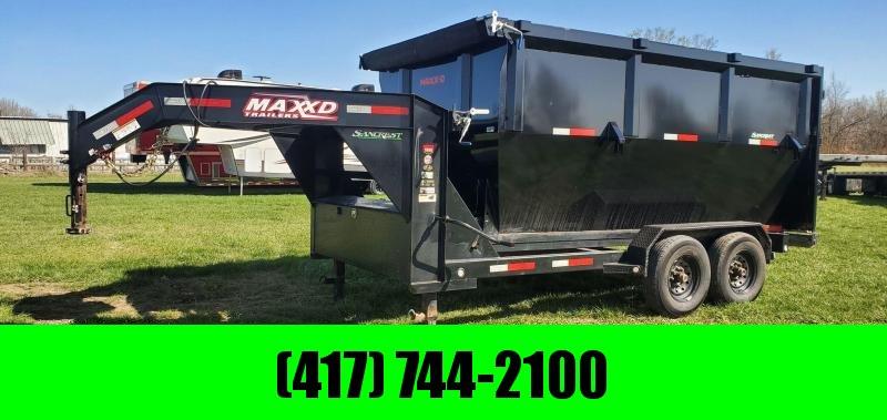 2019 MAXXD 83X14 ROX 14K GN ROLL-OFF NEW WINCH & 20YD BIN