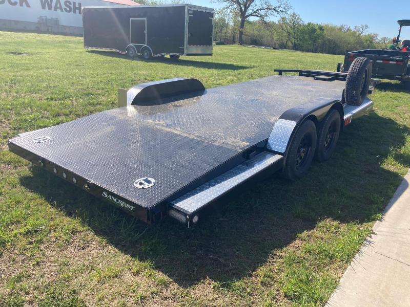 2021 MAXXD 83x20 Tandem 7K Car / Racing Trailer