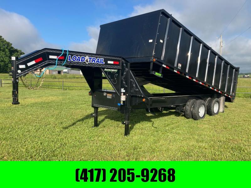 2021 Load Trail 102x20 Tandem HD Deckover GN Dump Trailer