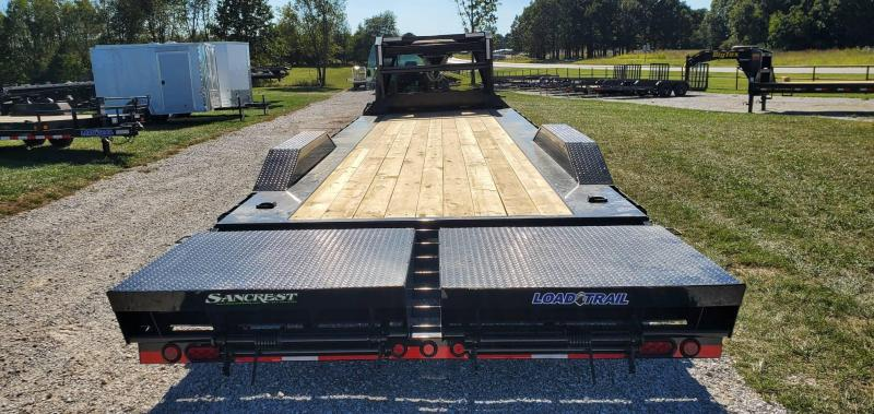 2022 Load Trail 102X28 GN EQUIPMENT HAULER W/10K AXLES & MAX RAMPS