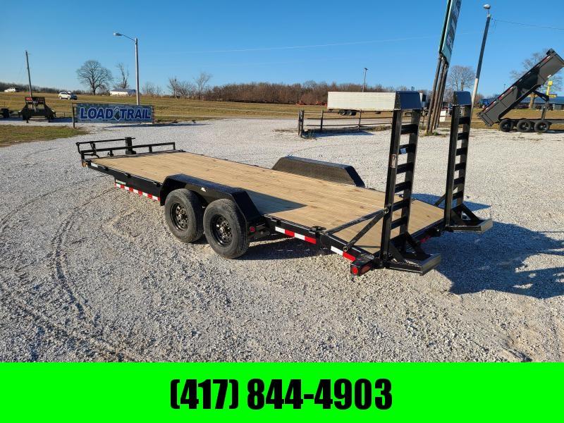 2021 Load Trail CAR HAULER Equipment Trailer