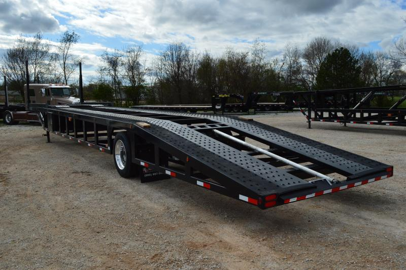 2021 Sun Country Single Axle 4 Car Trailer