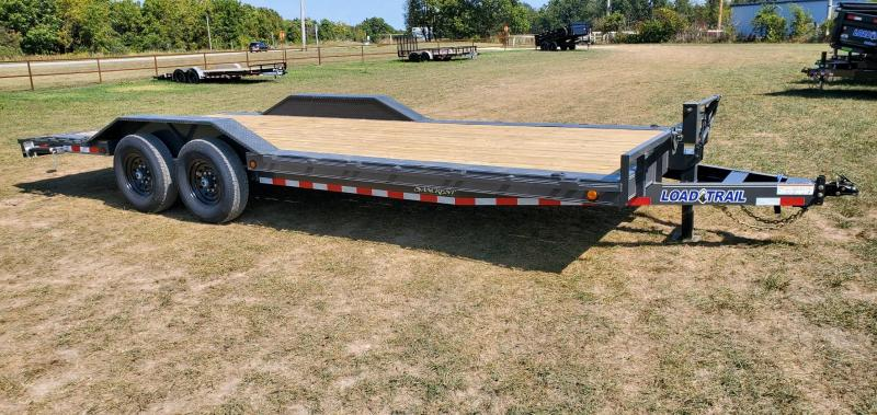 2021 Load Trail 102 x 22 Tandem Axle Carhauler W 7KS