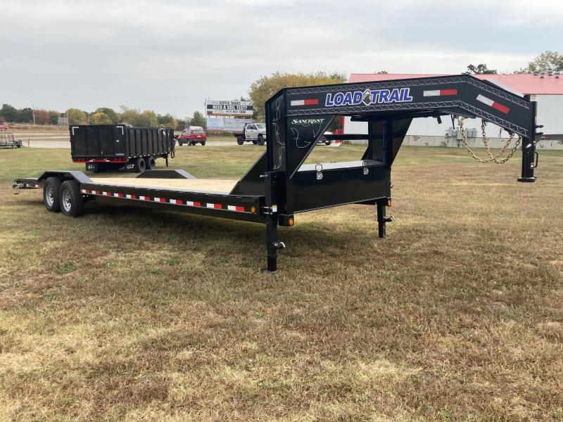 2021 Load Trail Tandem 14K GN Equipment Trailer