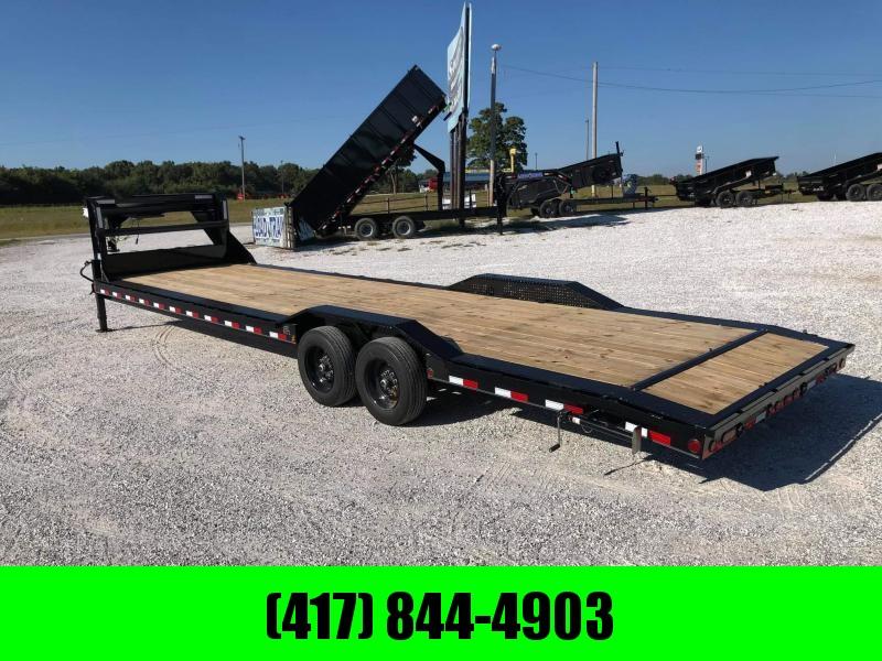 "2022 Load Trail 102"" x 32' Tandem Gooseneck Car hauler  W/ 8K AXLES"