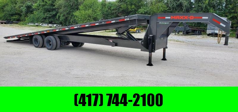 2021 MAXXD 102X36 GOOSENECK TDK TILT W/12K DISC BLACKWOOD FLOOR STRAIGHT TAIL 14PLYS