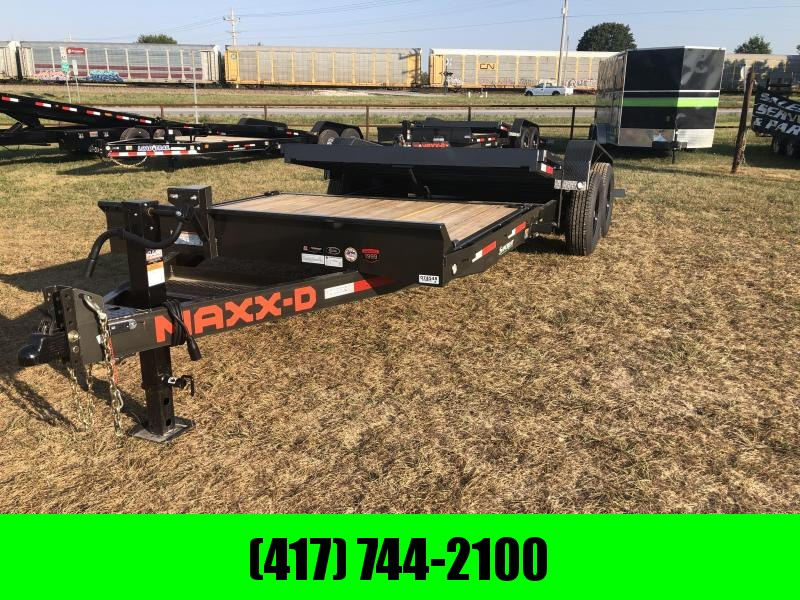 "2021 MAXXD TILT 83""X22' -14K GRAVITY Equipment Trailer"