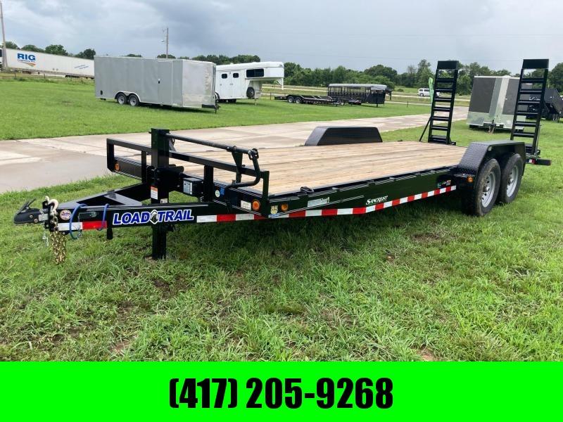 2021 Load Trail 83x22 Tandem Equipment Trailer