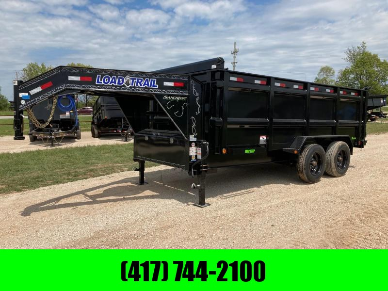 """2021 Load Trail 83X16 TANDEM 20K W/ 48"""" SIDES AND SLIDE IN RAMPS"""