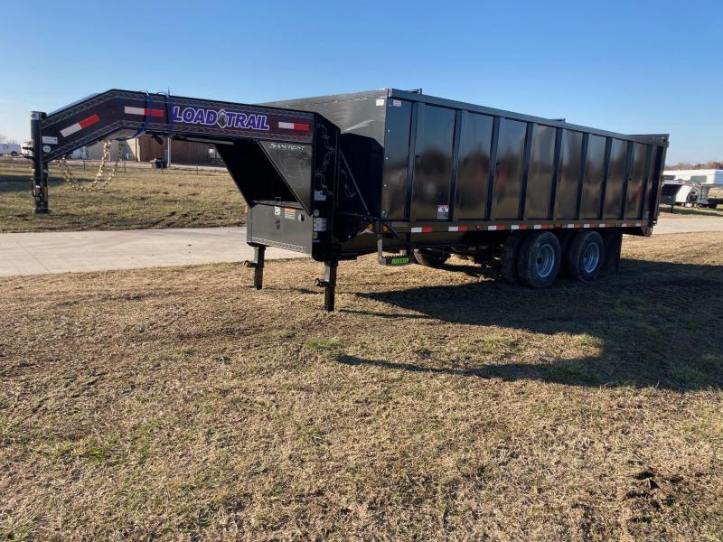 2021 Load Trail 102x20 Tandem 22K Heavy Duty GN Dump Trailer