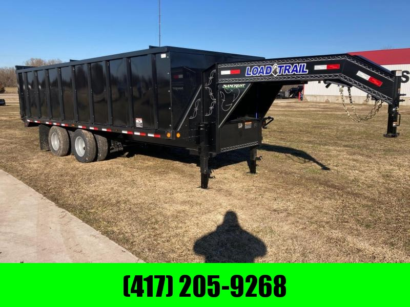 2021 Load Trail 102x20 Tandem 22K Heavy Duty GN Dump Trailer
