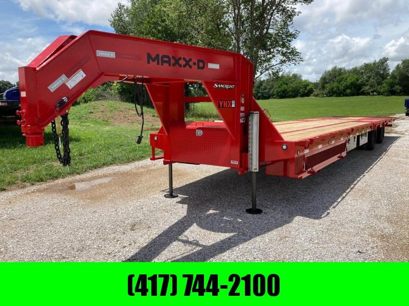 2021 MAXXD 102x40 40K HYDROTAIL W/ 12' TAIL & HYDRO JACKS