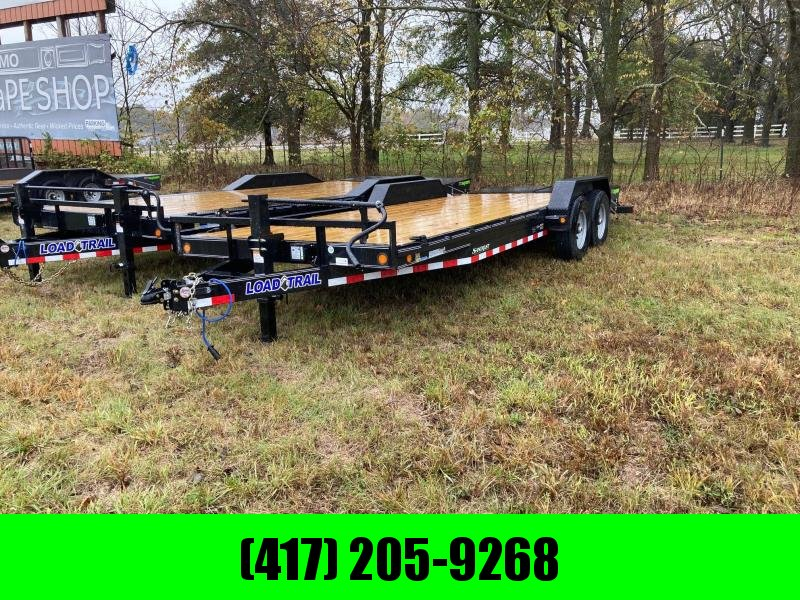 2021 Load Trail Tandem 83x22 14K Equipment Trailer