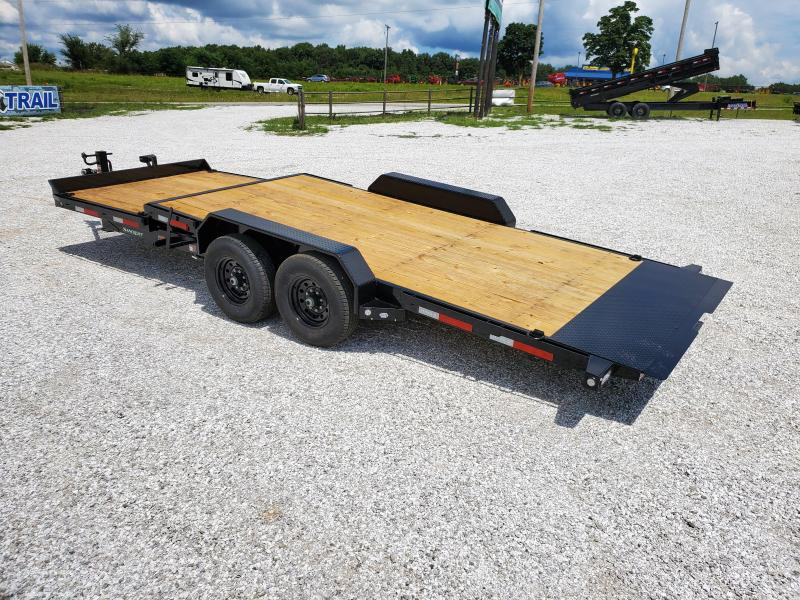 2020 MAXXD TILT 83'' X 22' - 14K Gravity Equipmen ( WET BLACK )t Trailer G6X