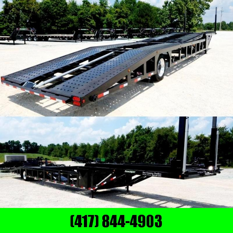2021 Sun Country 53' NEXT GEN Single Axle 4 OR 5 -Car Hauler