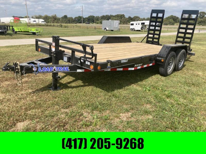2022 Load Trail 83x18 Tandem 14K Equipment Trailer