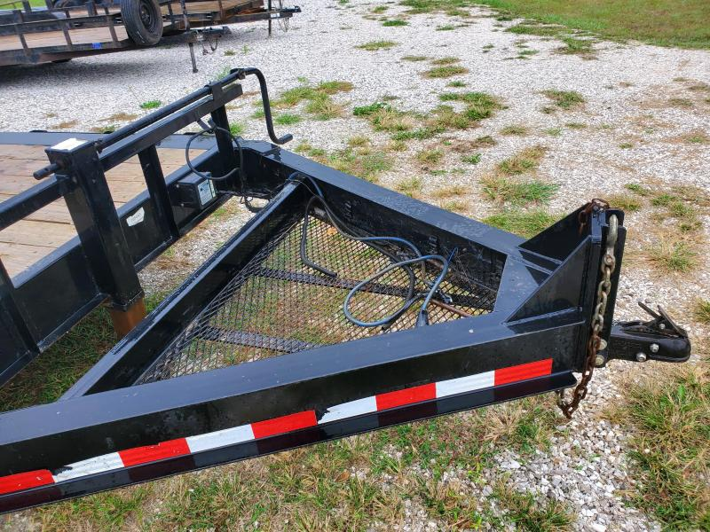 "2019 Load Trail 83"" X 22' Tilt-N-Go Tandem Axle Tilt Deck I-Beam Frame"