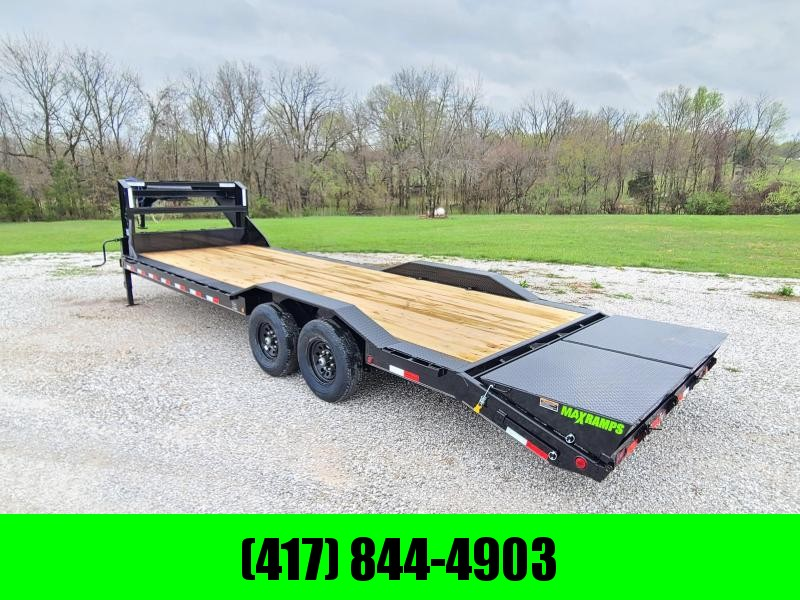 2021 Load Trail GN CAR HAULER Equipment Trailer