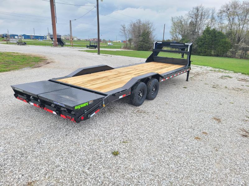 2021 Load Trail GN CAR HAULER Equipment Trailer