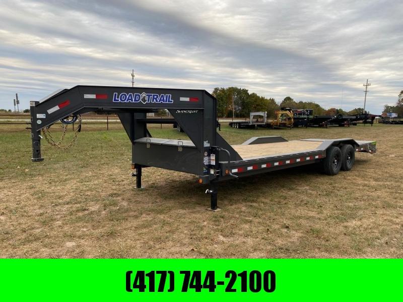 2021 Load Trail Tandem GN Car Hauler W / Max Ramps