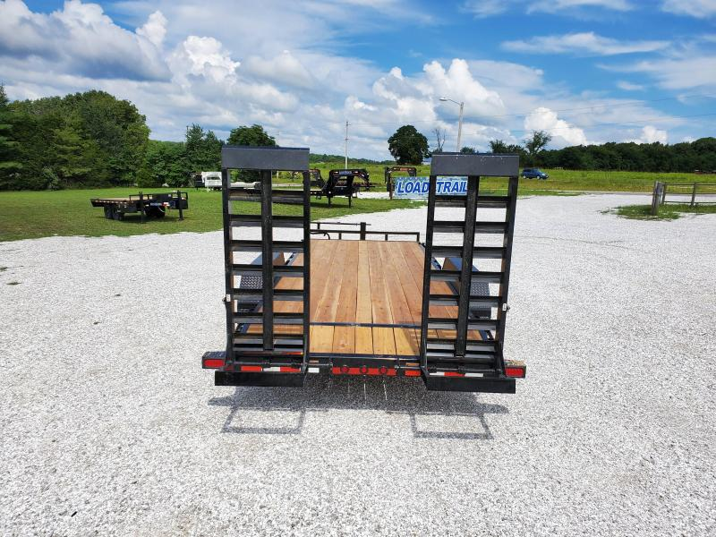 "2020 Load Trail 83"" x 20' Tandem Axle Carhauler ( WIDE STAND UP RAMPS )"