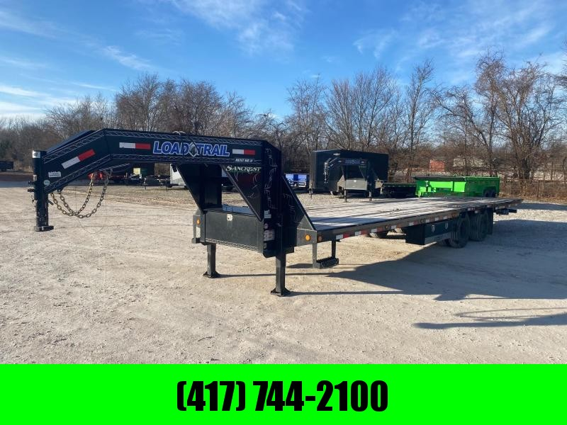 RENTAL BILLINGS - 2018 Load Trail 102x32 GN Hydrotail